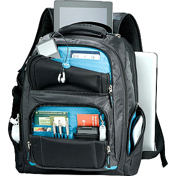 Zoom® Checkpoint-Friendly Compu-Backpack  Image #1