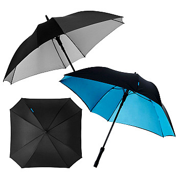 Marksman 23 inch Square Automatic Umbrella  Image #1