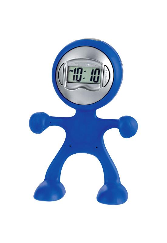 The Flex Man Digital Clock  Image #1