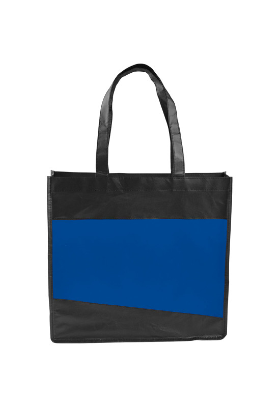 Laminated Non-Woven Convention Tote  Image #1