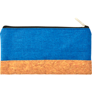 Heather Pouch with Cork Combo  Image #1