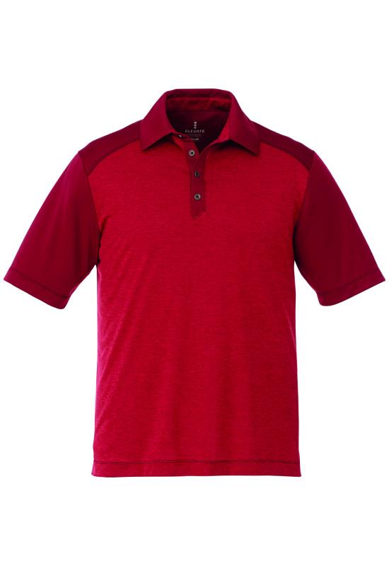 SAGANO Short Sleeve Polo - Mens  Image #1