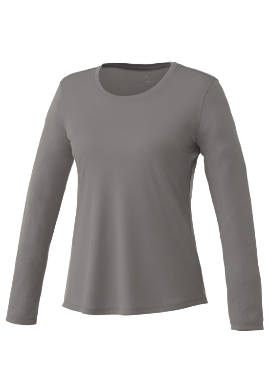 PARIMA Long Sleeve Tech Tee - Womens  Image #1