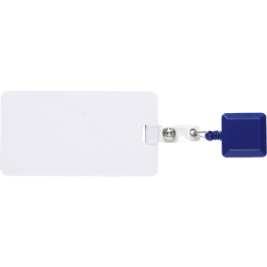 Easy To Go Square Badge Holder  Image #1