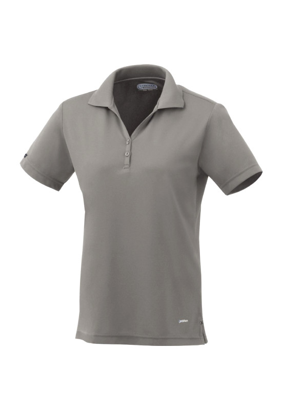 MORENO Short Sleeve Polo - Womens  Image #1