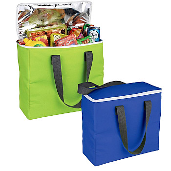 Arctic Zone®  Foldable Insulated Shopping Tote  Image #1