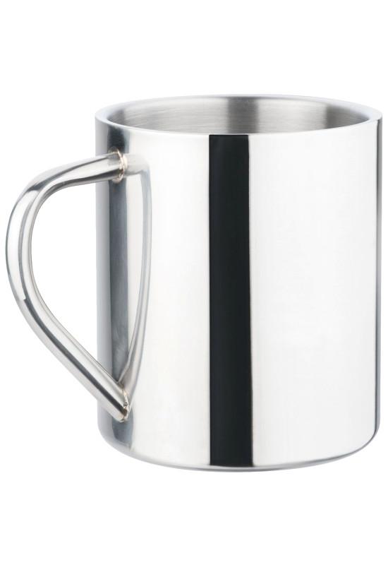 Polished Stainless Steel Mug  Image #1