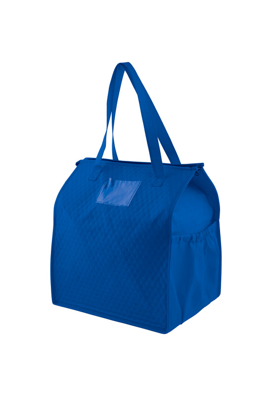 Deluxe Non-Woven Insulated Grocery Tote  Image #1