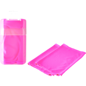 Cooling Towel in Plastic Case  Image #1
