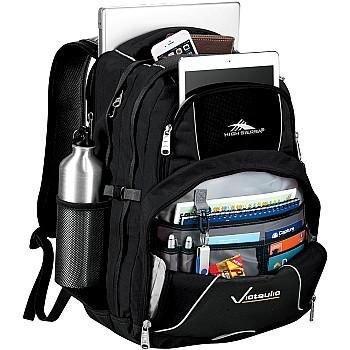 High Sierra Swerve 17 inch Computer Backpack  Image #2