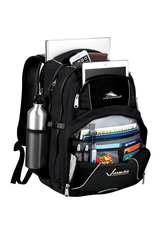 High Sierra Swerve 17 inch Computer Backpack  Image #2