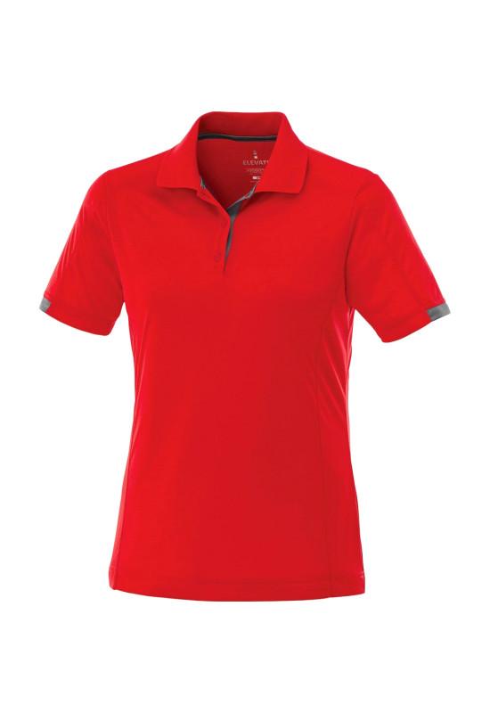 KISO Short Sleeve Polo - Womens  Image #1