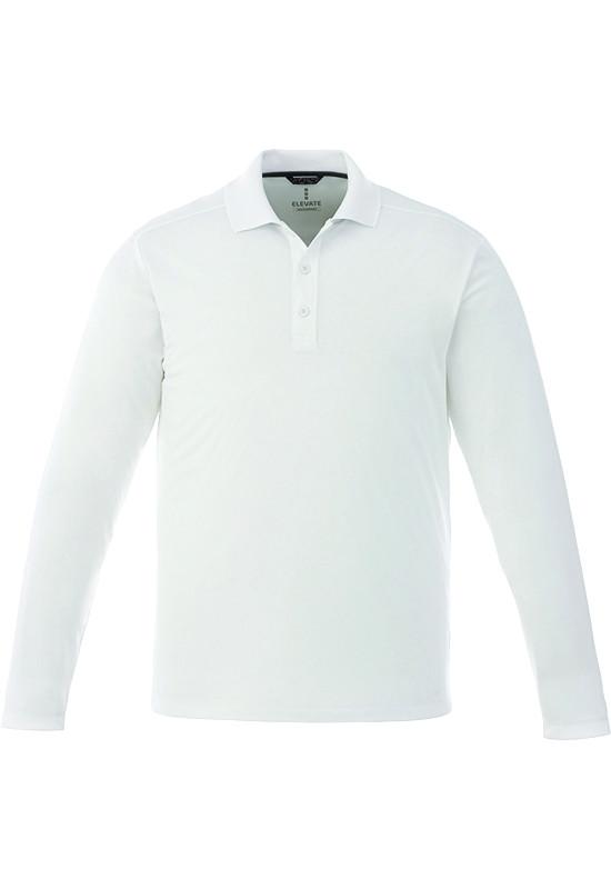 MORI Long Sleeve Polo - Mens  Image #1