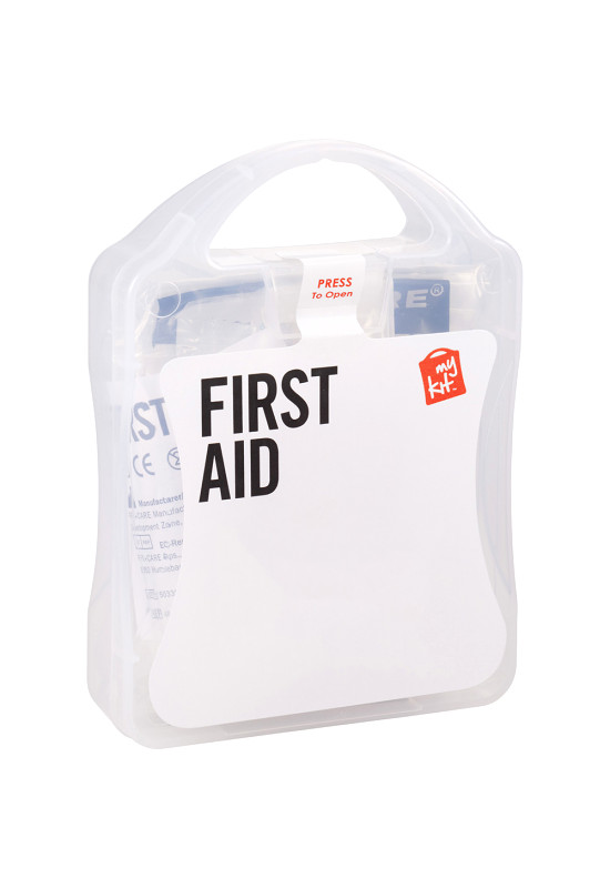MyKit™ 21-piece First Aid Kit  Image #1