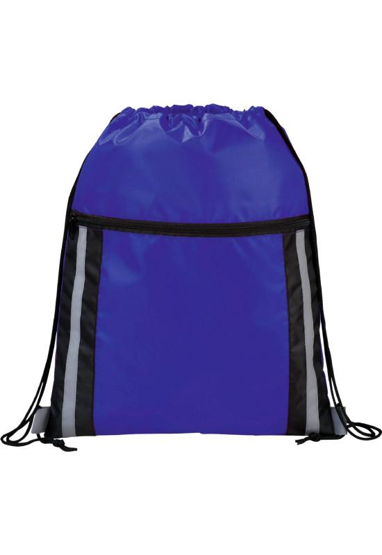 Deluxe Reflective Drawstring Sportspack  Image #1
