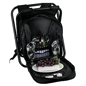 Trekk Cooler Seat Picnic Set  Image #1