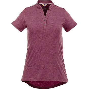 CONCORD Short Sleeve Polo - Womens  Image #1