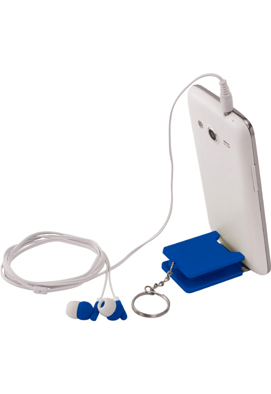 Spectra Earbuds & Mobile Phone Stand  Image #1