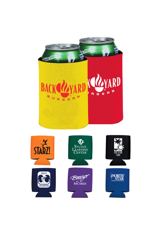 Collapsible Can Insulator 12 oz.  Image #1