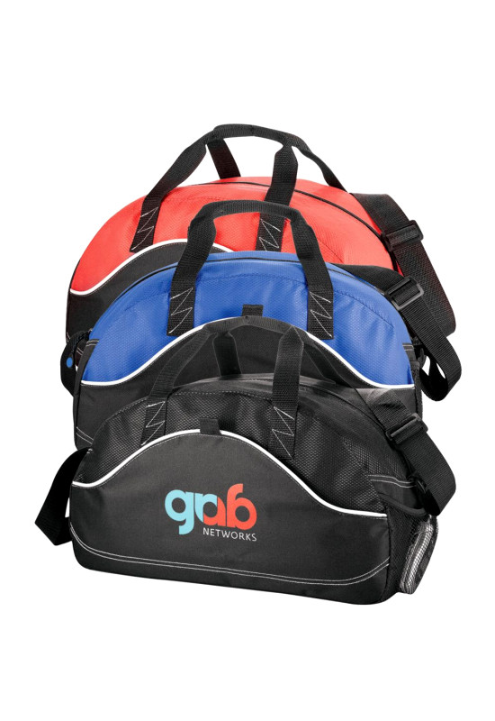 Boomerang Duffel Sports Bag  Image #1