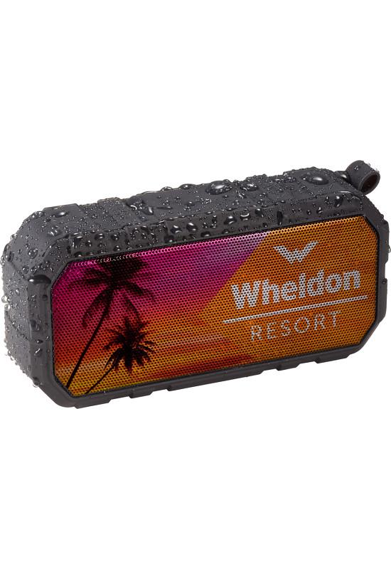 Brick Outdoor Waterproof Bluetooth Speaker  Image #1