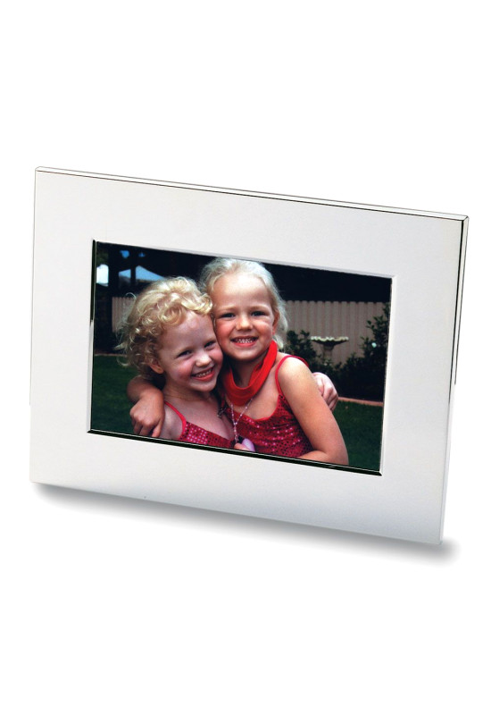 Nickel Plated Photo Frame  Image #1