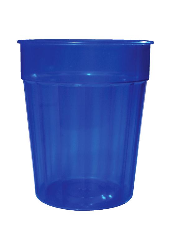 24-oz. Fluted Jewel Stadium Cup  Image #1