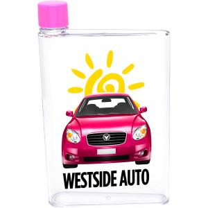 Notepad Water Bottle
