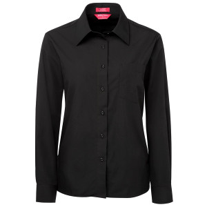 JBs Ladies S/S Original Poplin Shirt