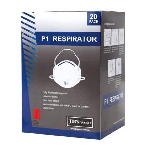 JB'S P1 RESPIRATOR (20PC)