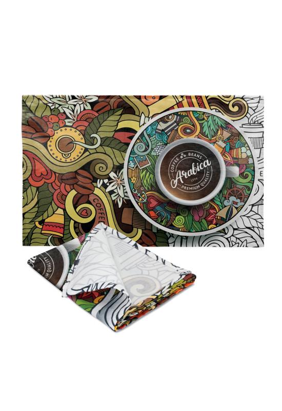 Bistro Cotton Tea Towel  Image #1