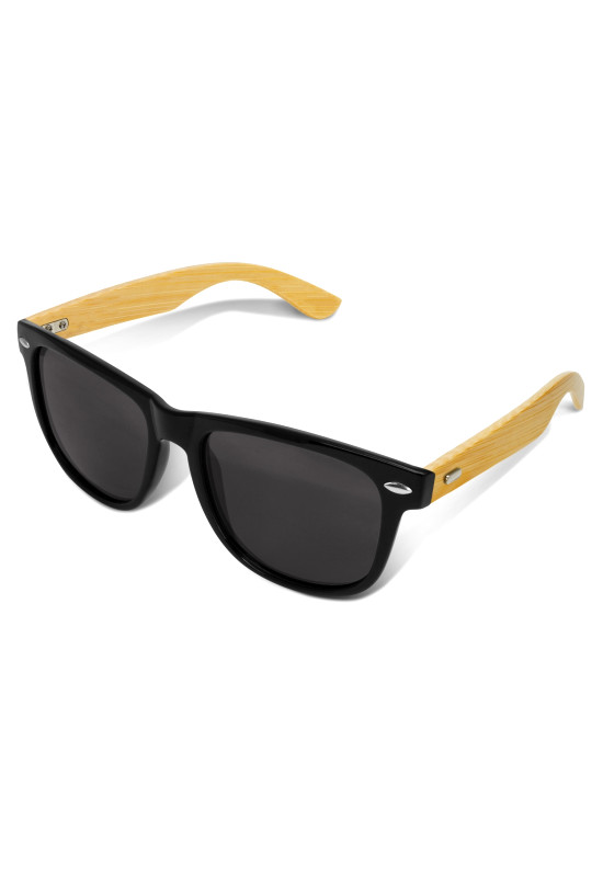 Malibu Premium Sunglasses - Bamboo  Image #1
