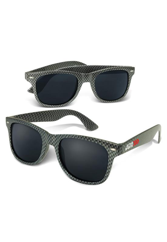 Malibu Premium Sunglasses - Carbon Fibre  Image #1