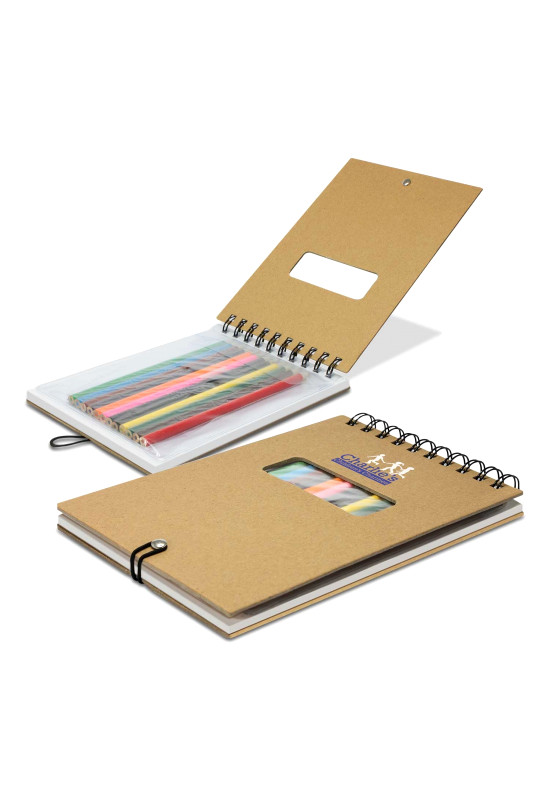 Pictorial Note Pad  Image #1