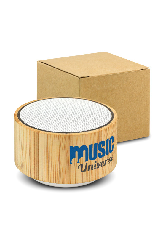 Bamboo Bluetooth Speaker  Image #1