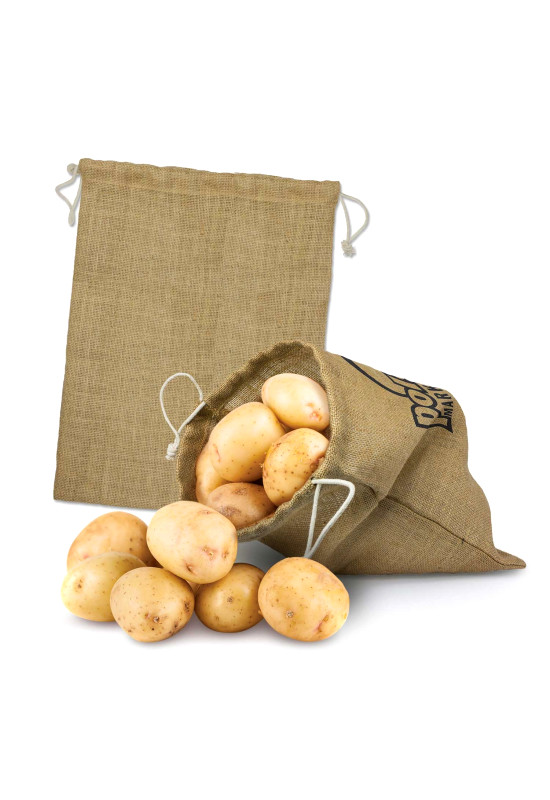 Jute Produce Bag - Large  Image #1