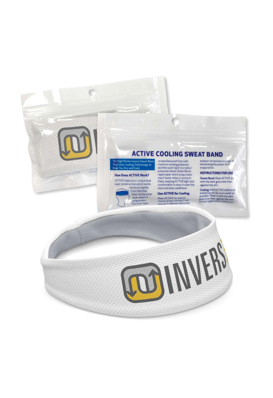 Active Cooling Sweat Band  Image #1