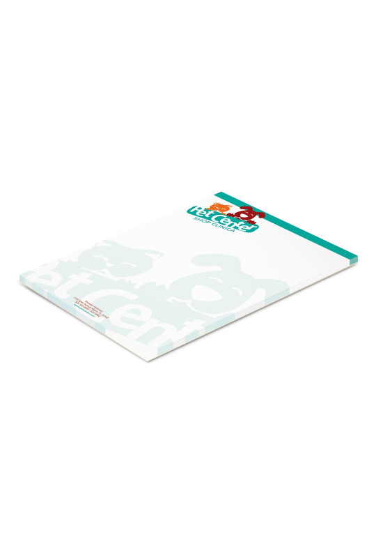 A5 Note Pad - 50 Leaves  Image #1