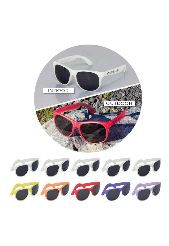 Malibu Basic Sunglasses - Mood  Image #1