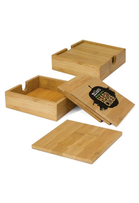 Bamboo Coasters  Image #1