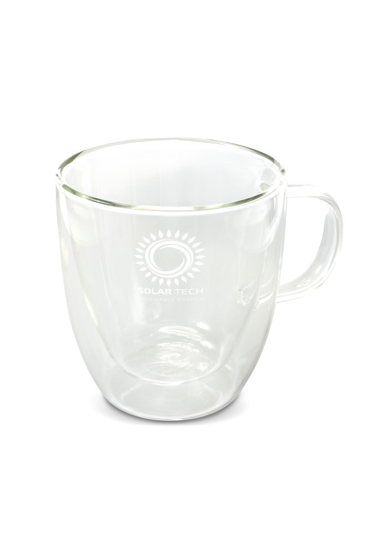 Riviera Double Wall Glass Cup  Image #1