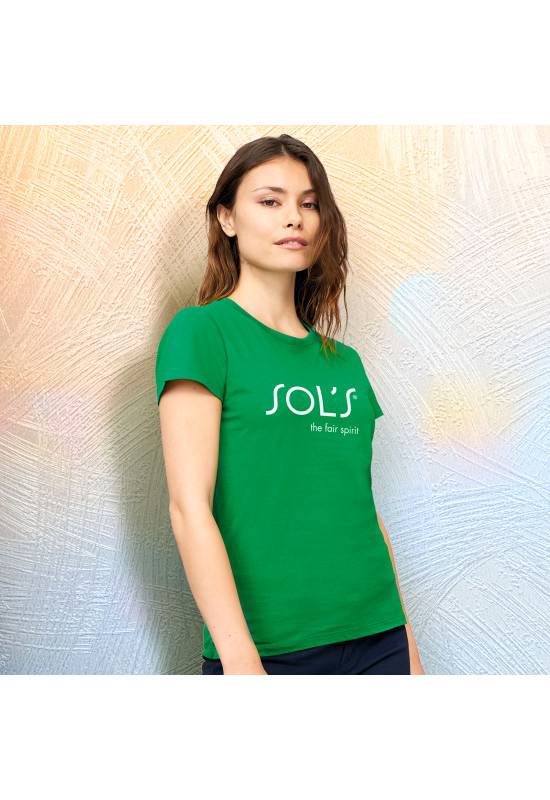 SOLS Imperial Womens T-Shirt  Image #1