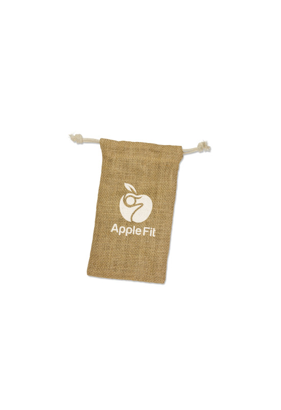 Jute Gift Bag - Small  Image #1