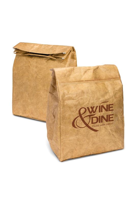Kraft Cooler Lunch Bag  Image #1