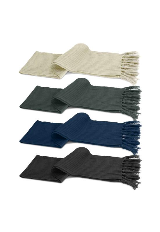 Nebraska Cable Knit Scarf  Image #1
