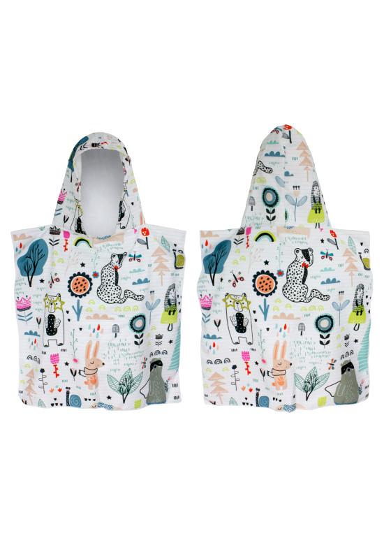 Kids Hooded Towel  Image #1