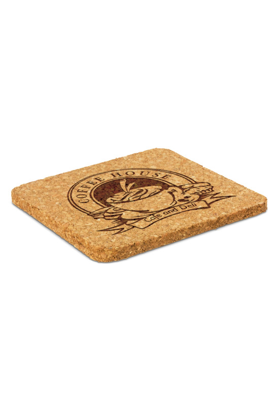 Oakridge Cork Coaster - Square  Image #1