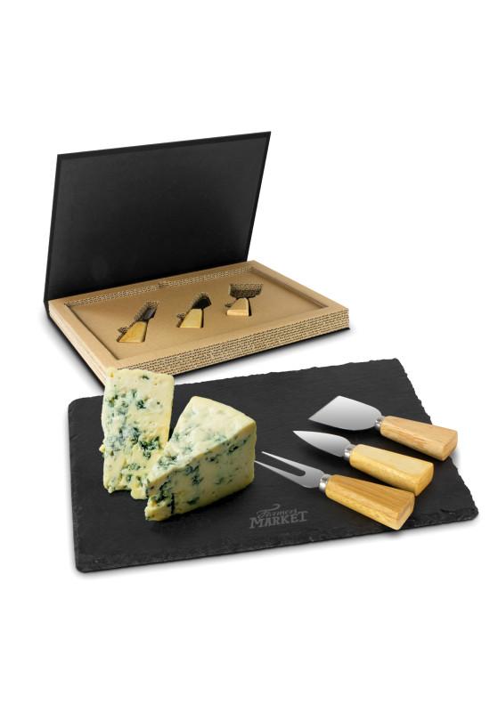 Montrose Slate Cheese Board Set  Image #1