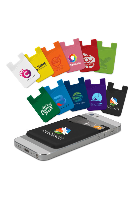 Silicone Phone Wallet  Image #1