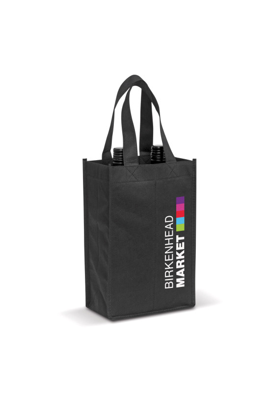 Wine Tote Bag - Double  Image #1